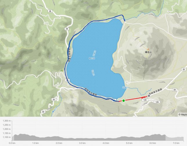 0榛名湖TT
